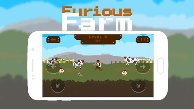 Furious Farm screenshot 1