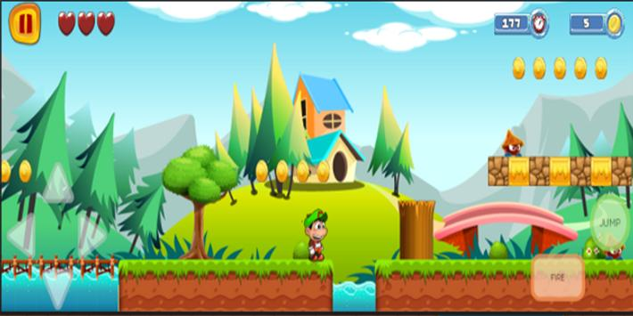 Petualangan Rimba - Adventures apk screenshot