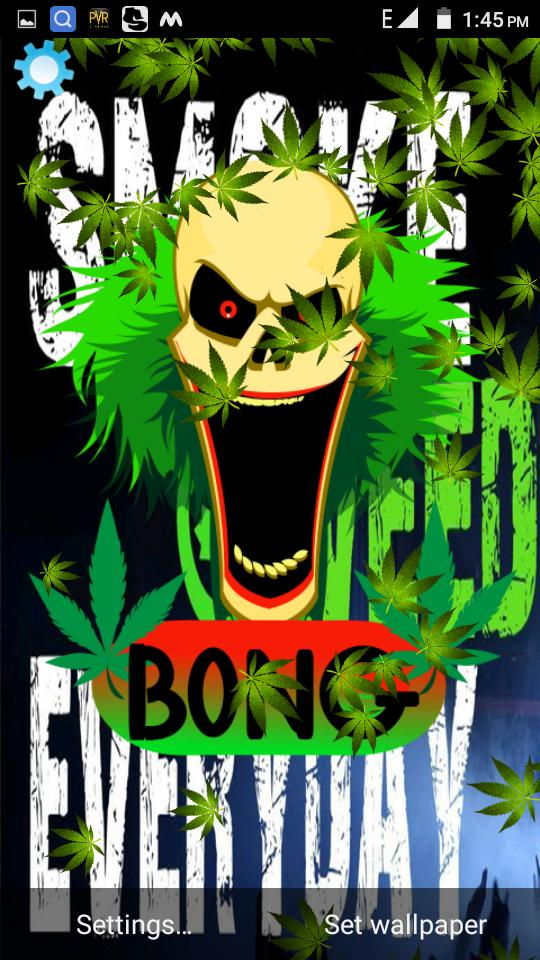 Weed Smoke Lover Live Wallpaper For Android Apk Download