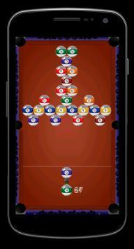 Pool Billiard Shooter screenshot 3