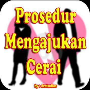 Prosedur Mengajukan Cerai Untuk Pihak Istri poster