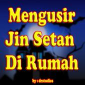Cara Mengusir Jin Setan dari Rumah icon
