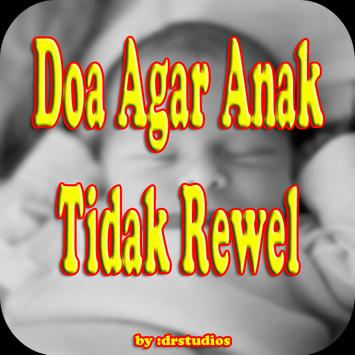 Doa agar Anak Tidak Rewel Tidur Nyenyak poster