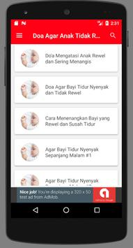 Doa agar Anak Tidak Rewel Tidur Nyenyak screenshot 2