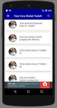 Shalat Tasbih dan Tata Cara Melaksanakannya screenshot 3