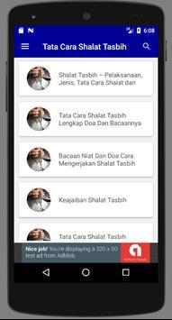 Shalat Tasbih dan Tata Cara Melaksanakannya screenshot 1