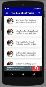 Shalat Tasbih dan Tata Cara Melaksanakannya screenshot 2