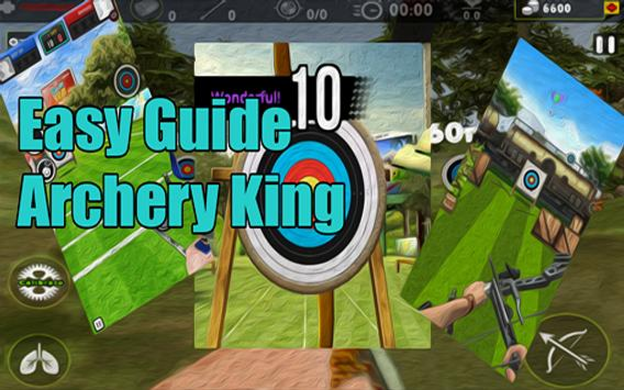 Easy Guide For Archery King apk screenshot