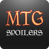 MTG Spoilers & Life Counter icon