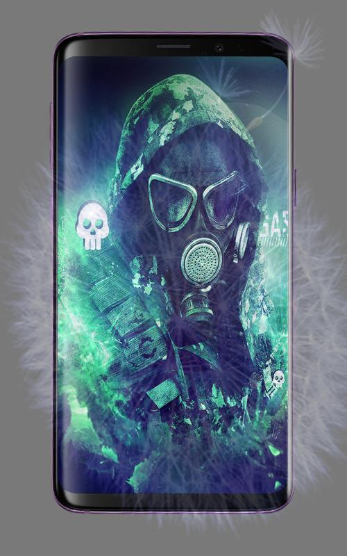 Gas Mask Wallpaper Hd For Android Apk Download