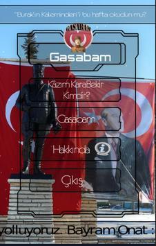 Gasabam poster