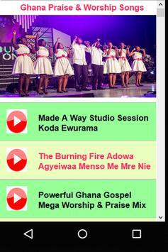 Ghana Praise & Worship Songs poster