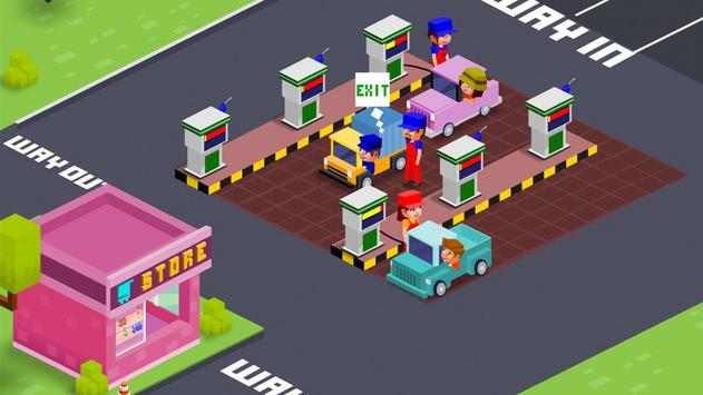 Gas Station-Fuel Frenzy apk screenshot