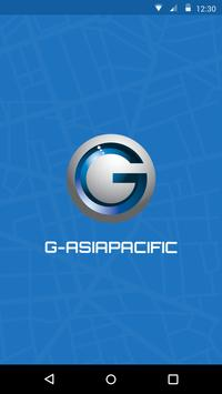 iDriver App : G-Asiapacific poster