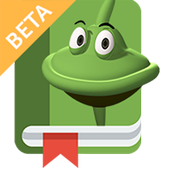 Gasing Books (beta) icon