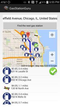 Gas Station Guru - Big Data poster
