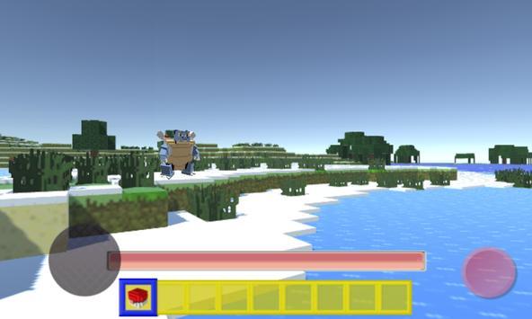 Catch Pixelmon Survival screenshot 1