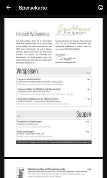 Gasthaus Pampeses screenshot 1