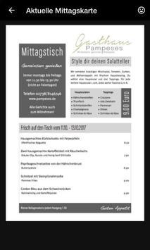 Gasthaus Pampeses screenshot 3
