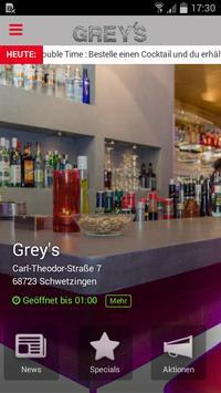 Grey's Schwetzingen poster