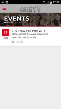 Grey's Schwetzingen apk screenshot
