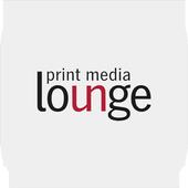 Print Media Lounge icon