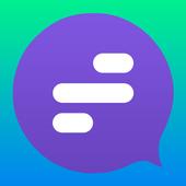 Gap Messenger icon