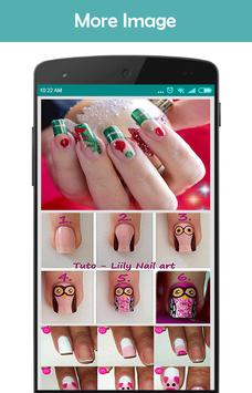 Nail Art Design Step By Step apk screenshot