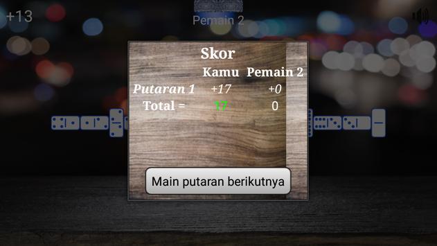 Gaple Domino Game Offline screenshot 2