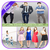 Cute Easter Sunday Outfits icon