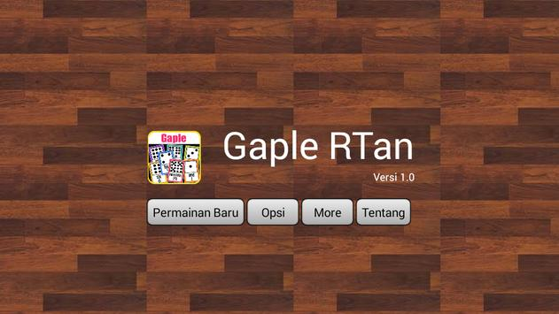 Gaple RTan screenshot 4