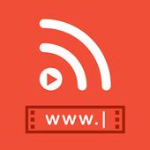 Web Video Cast Chromecast icon