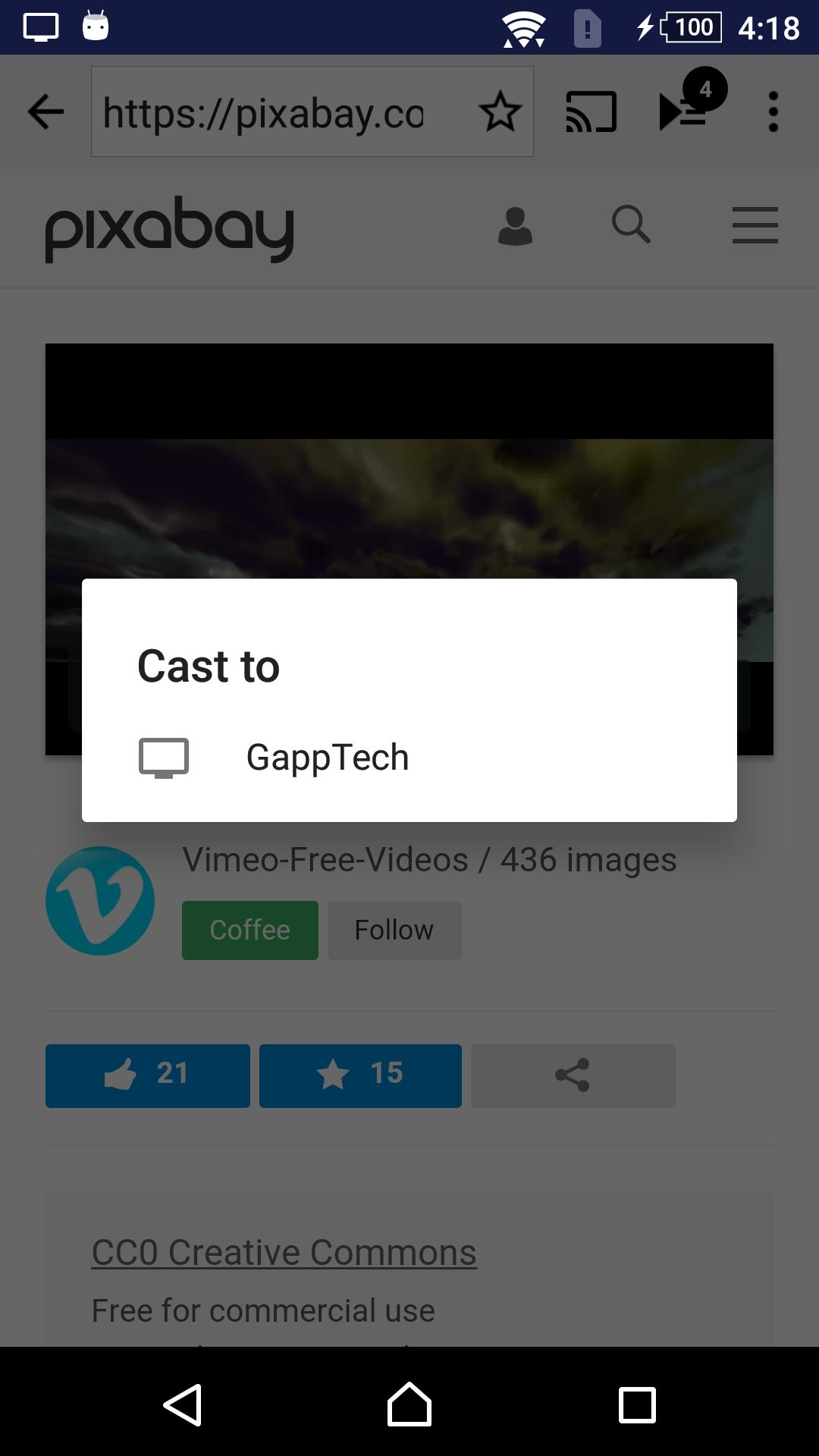 Web Video Cast Chromecast for Android - APK Download