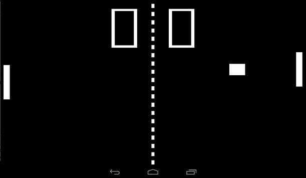 GyroPong apk screenshot