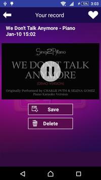 Karaoke Sing and Record screenshot 4