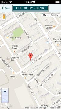 Body Clinic Of Harley Street screenshot 5