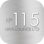 No 115 Hair Lounge icon