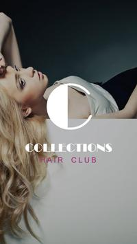 Collections Hair Club poster