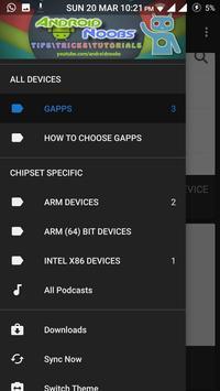 GAPPS HUB apk screenshot