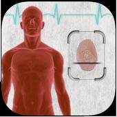 Full Body Scanner Prank icon