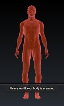 Full Body Scanner Prank screenshot 2