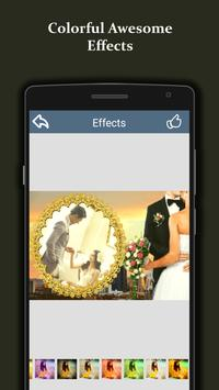 wedding anniversary photo frames poster