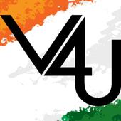 V4U App icon
