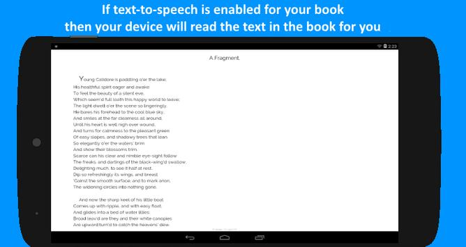 Romantic Poems screenshot 6