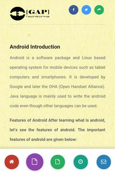 Learn Android - Easy Tutorials for Android - APK Download