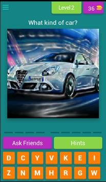 Угадай Машину screenshot 2