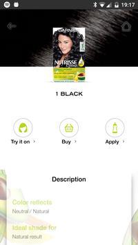 Garnier Nutrisse Shade Finder screenshot 2
