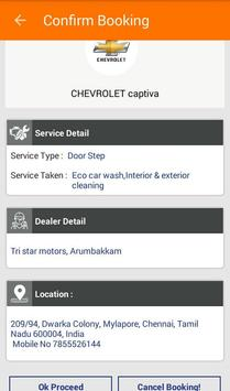 GarageCloud Car Repair Service apk screenshot