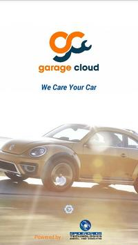 GarageCloud Car Repair Service poster