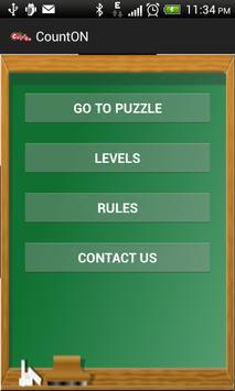 CountOn - BODMAS math puzzles poster